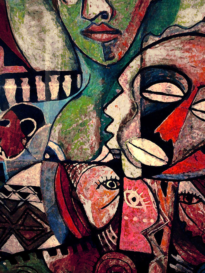 Harlem Painting