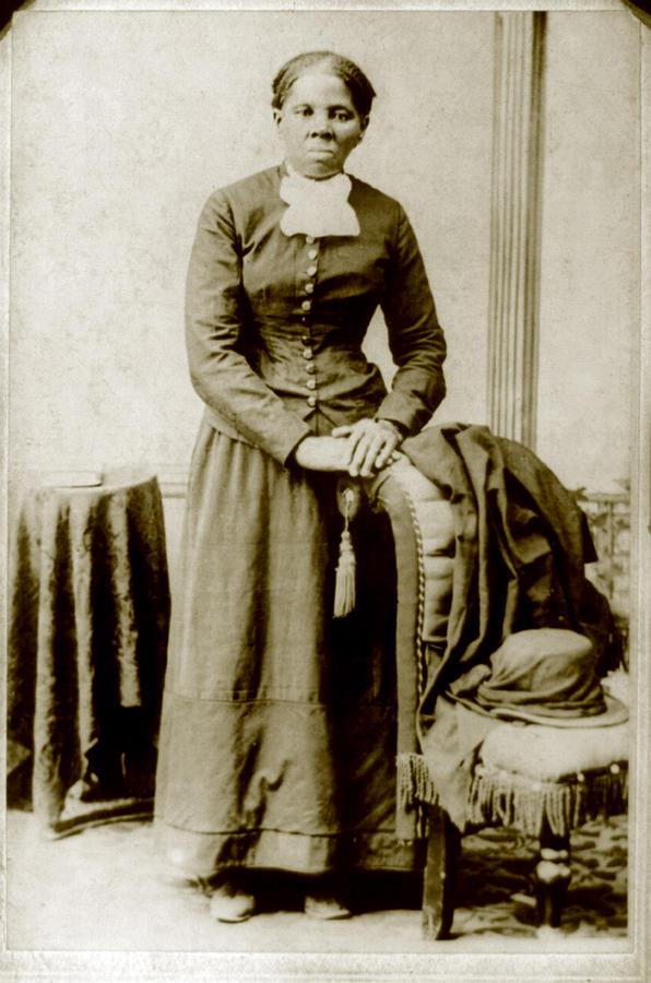 Harriet Tubman, Ca. 1860-75 Photograph