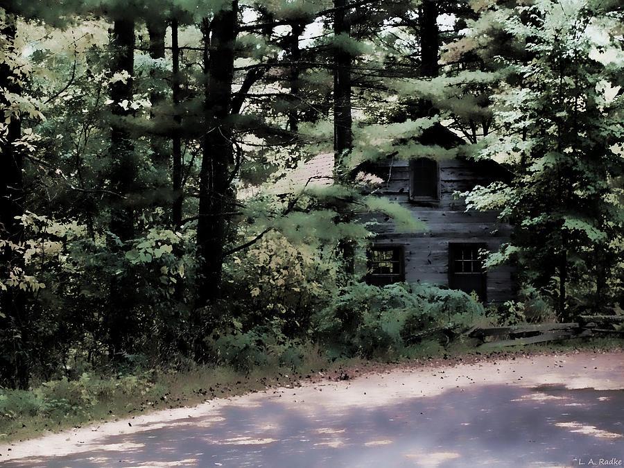 Lauren Radke Photograph - Haunted by Lauren Radke