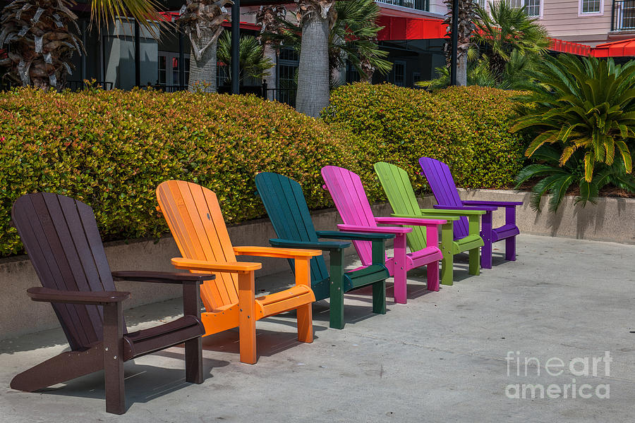 Have A Seat Photograph