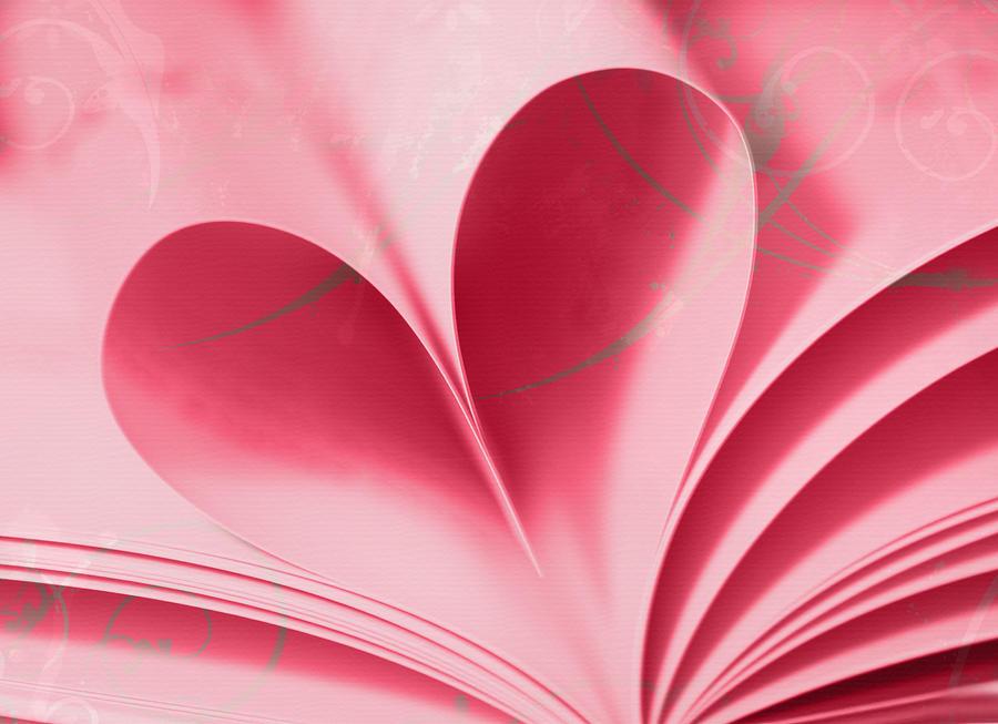 Valentine Photograph - Heart A Flutter by Rebecca Cozart