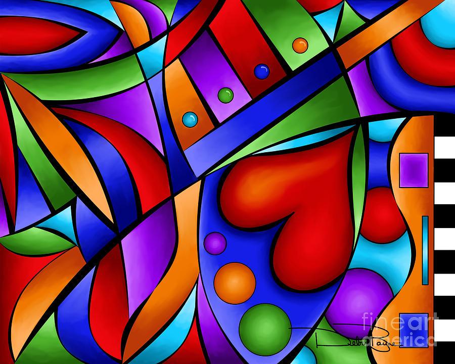 Heart Digital Art - Heart And Soul by Debi Payne