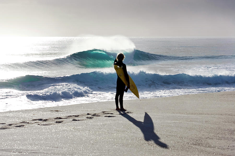 Perfect Surf Photograph - Heaven On A Stick. by Sean Davey