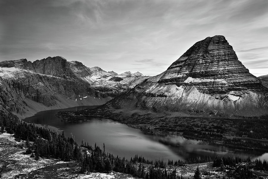 Hidden Lake Photograph
