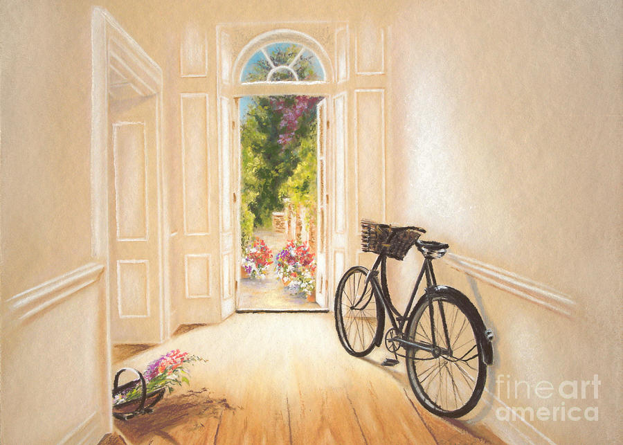 Interior Painting - High Nellie by Vanda Luddy