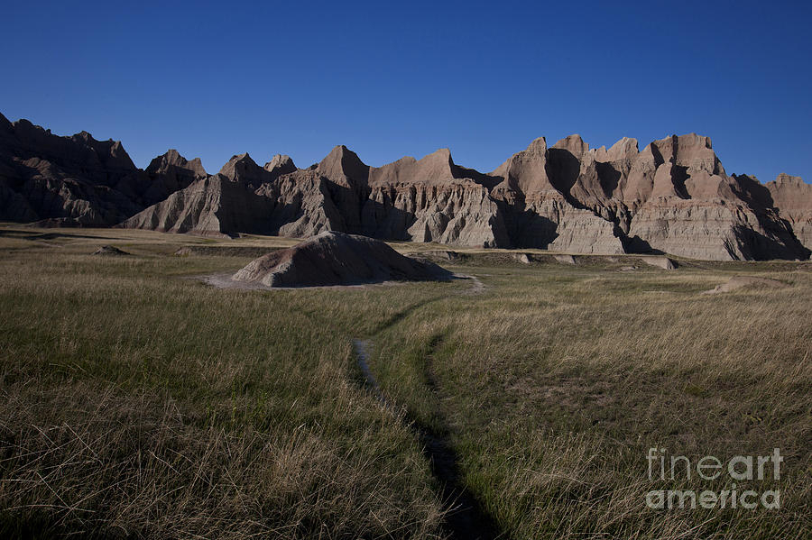 an overview of the badlands national park