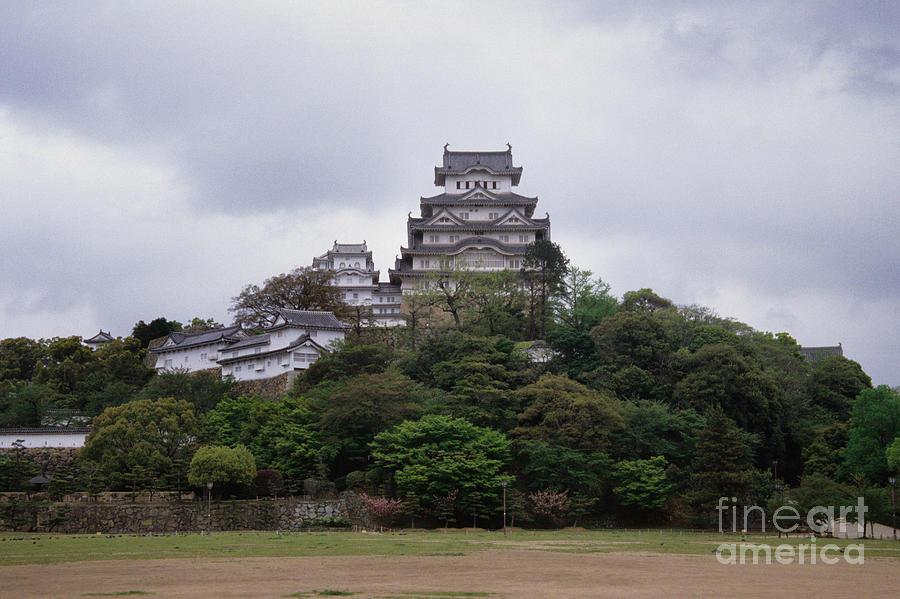 17th Century Photograph - Himeji Castle by Ei Katsumata