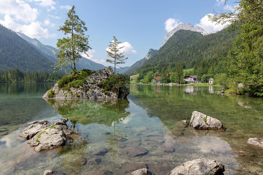Hintersee, Bavaria Photograph