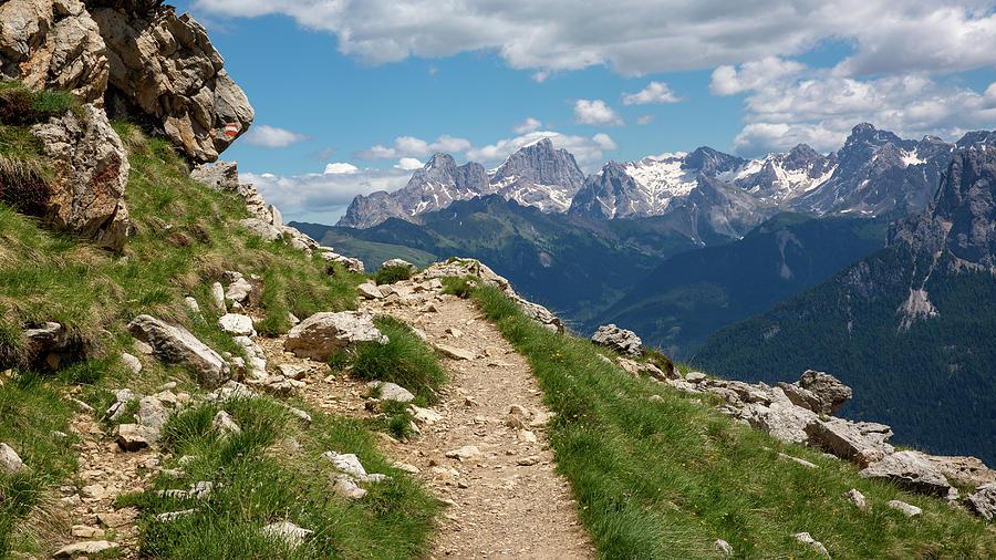 Hirzelsteig, South Tyrol Photograph