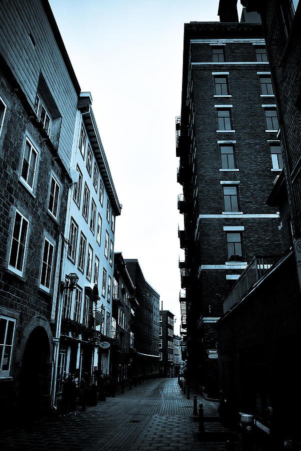 Urban Photograph - Historic Walk by Mark Highfield