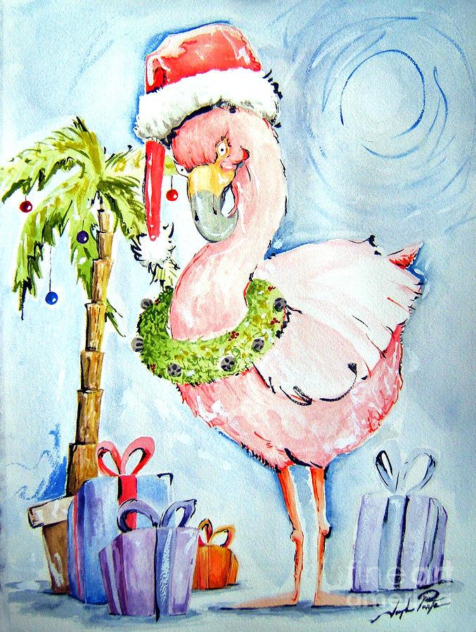 Holiday Vacation Painting