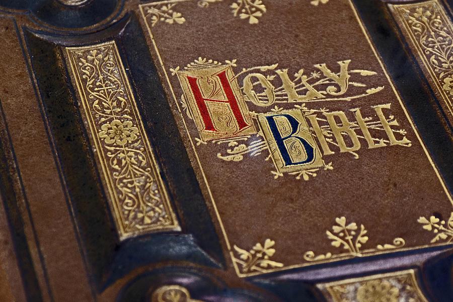 Holy Bible Photograph