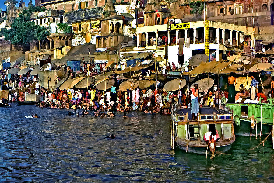 Holy Ganges Photograph