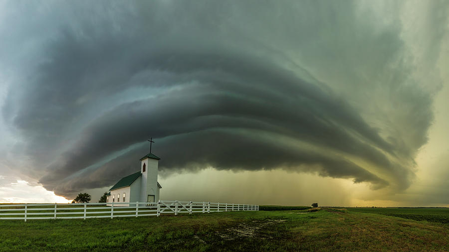 Holy Supercell Photograph