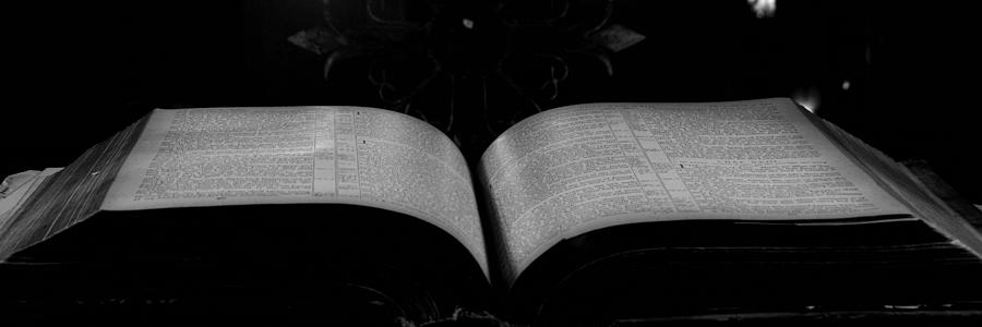 Holy Word Photograph