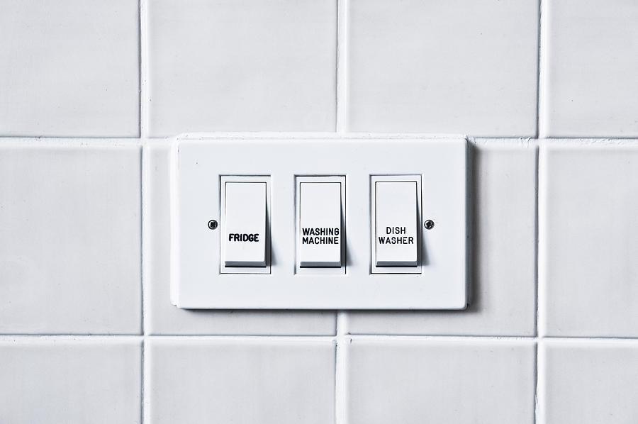 Home Appliances Photograph