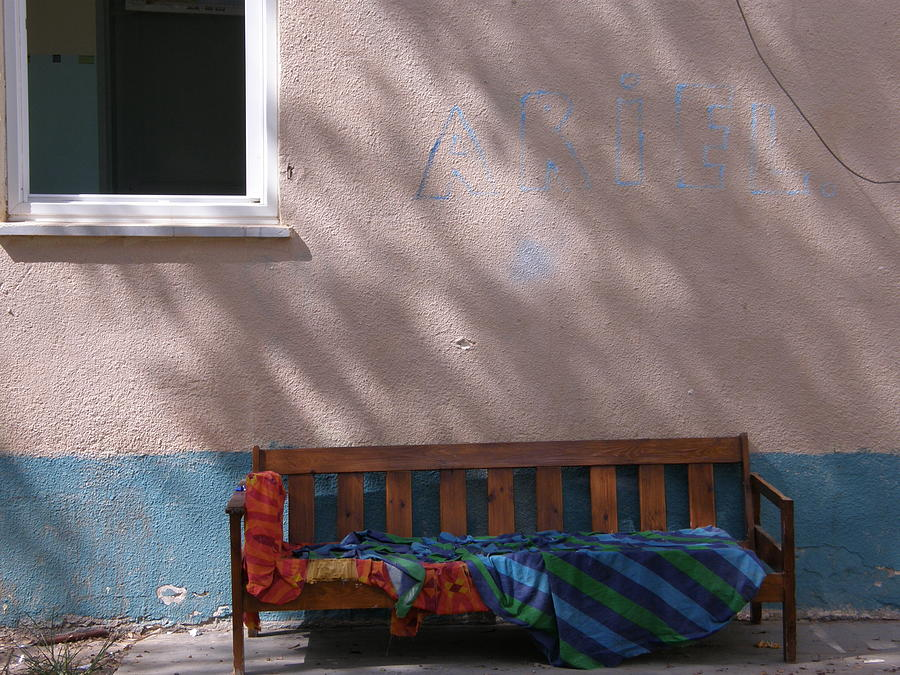 Fine Art Photograph - Home Comfort by Eldad Meyers