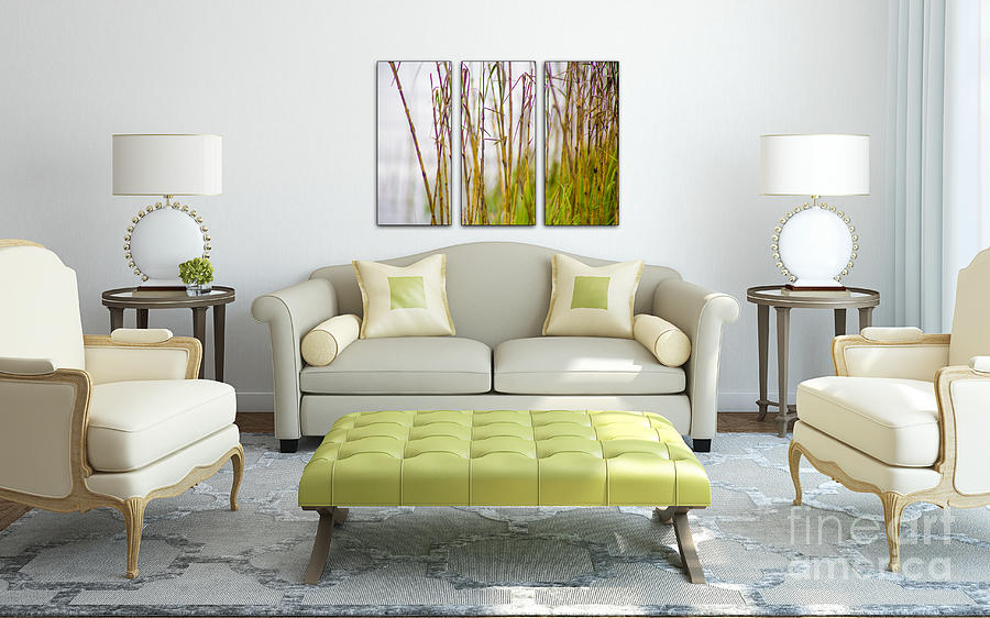 Home Decor Cat Tails By Darrell Hutto By Darrell Hutto