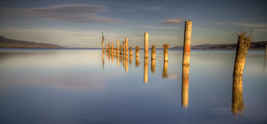 Horizontal Photograph - Horizon by Philippe Saire - Photography