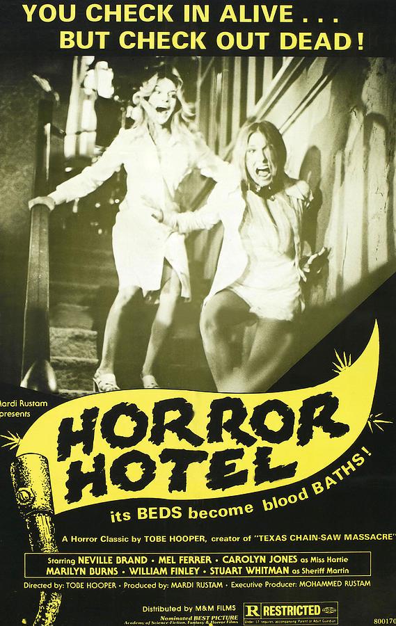 Horror Hotel, Aka City Of The Dead Photograph