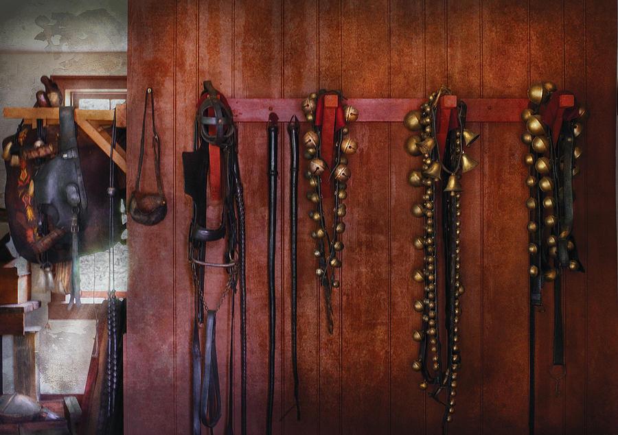 Horse Trainer - Jingle Bells Photograph