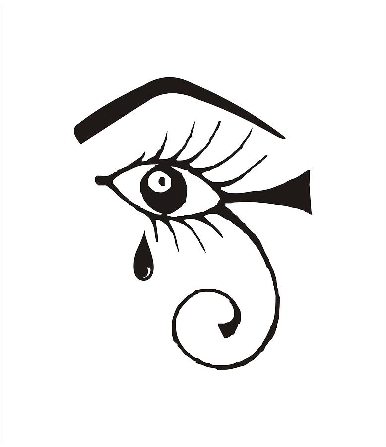 Horus Tattoo Digital Art