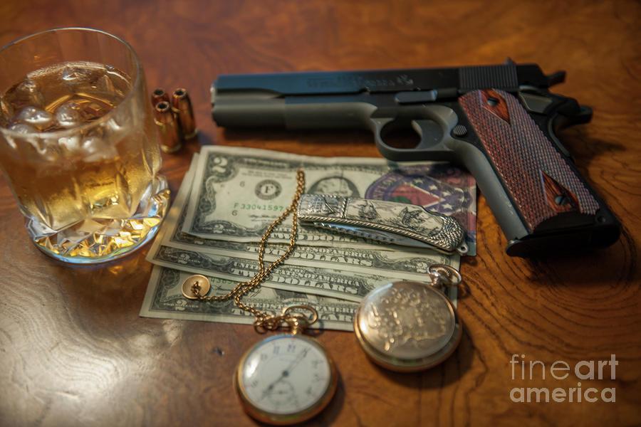 Hotter Than A 2 Dollar Pistol Photograph