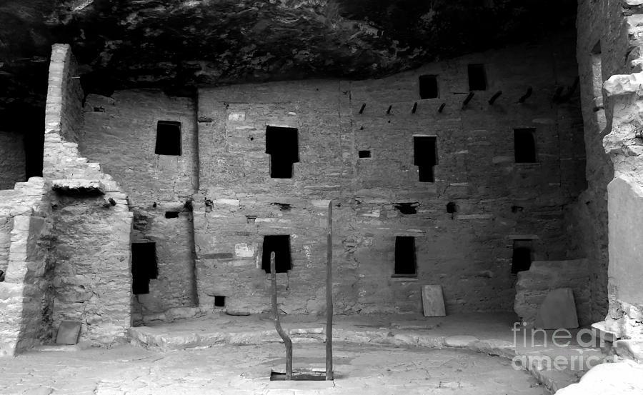 Anasazi Photograph - House Of Windows by David Lee Thompson