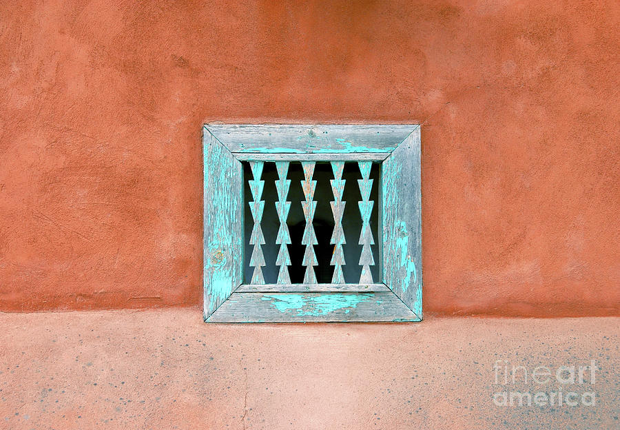 Fine Art Photography Photograph - House Of Zuni by David Lee Thompson