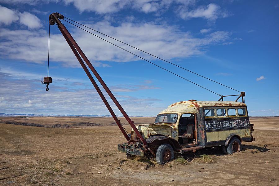 Transportation Photograph - Hybrid Vehicle by Trever Miller