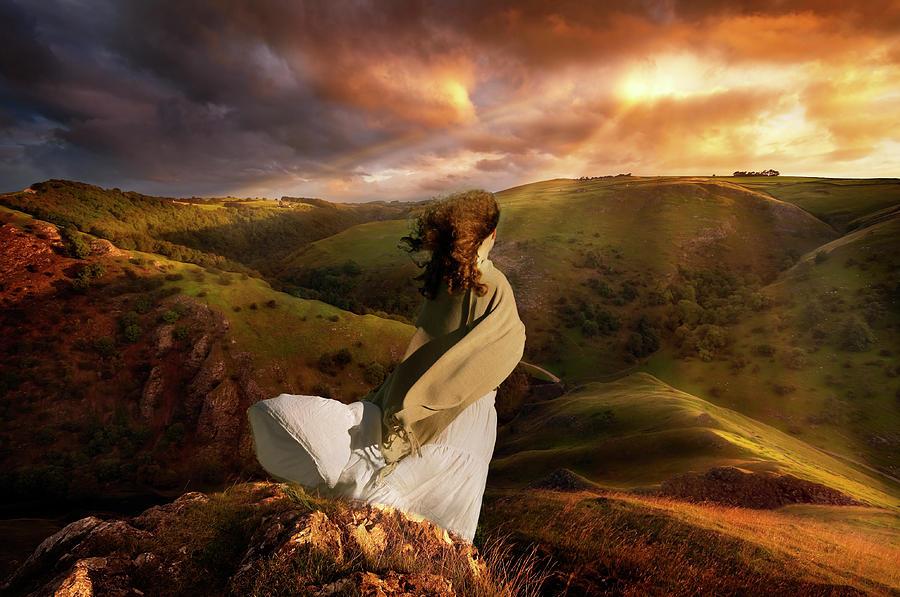 Ian David Soar Photograph - I Have A Dream by Ian David Soar