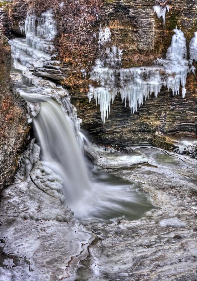 Ice Breaker Photograph