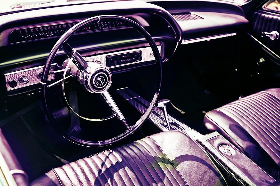 Impala Convertible Photograph