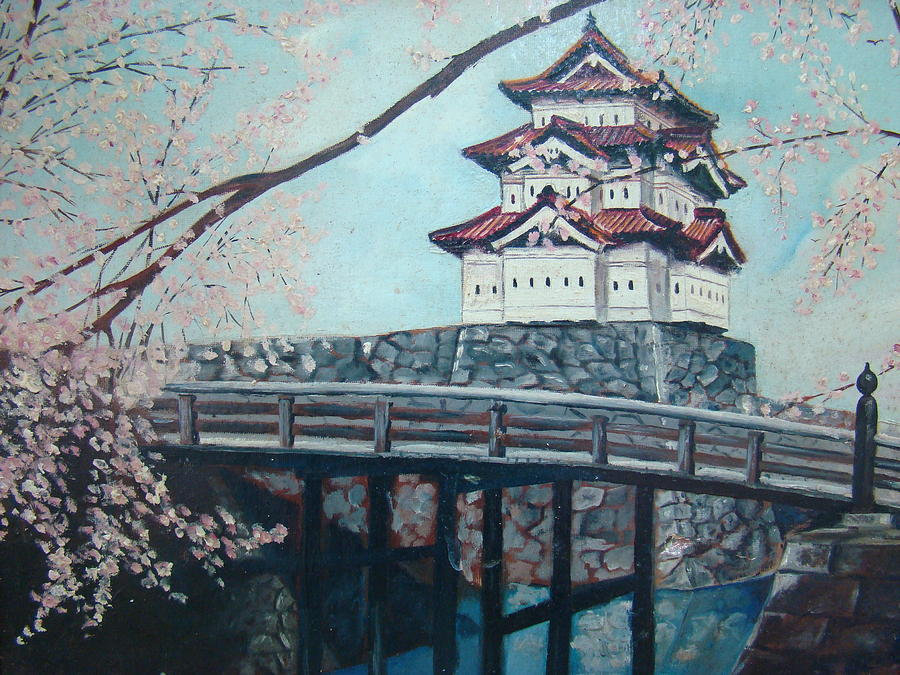 japanese art imperial paintings - photo #18