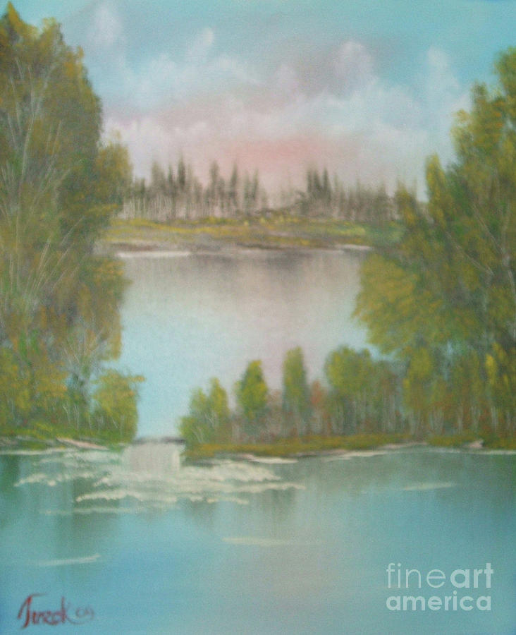 Impressions In Oil Painting - Impressions In Oil - 5 by Bill Turck