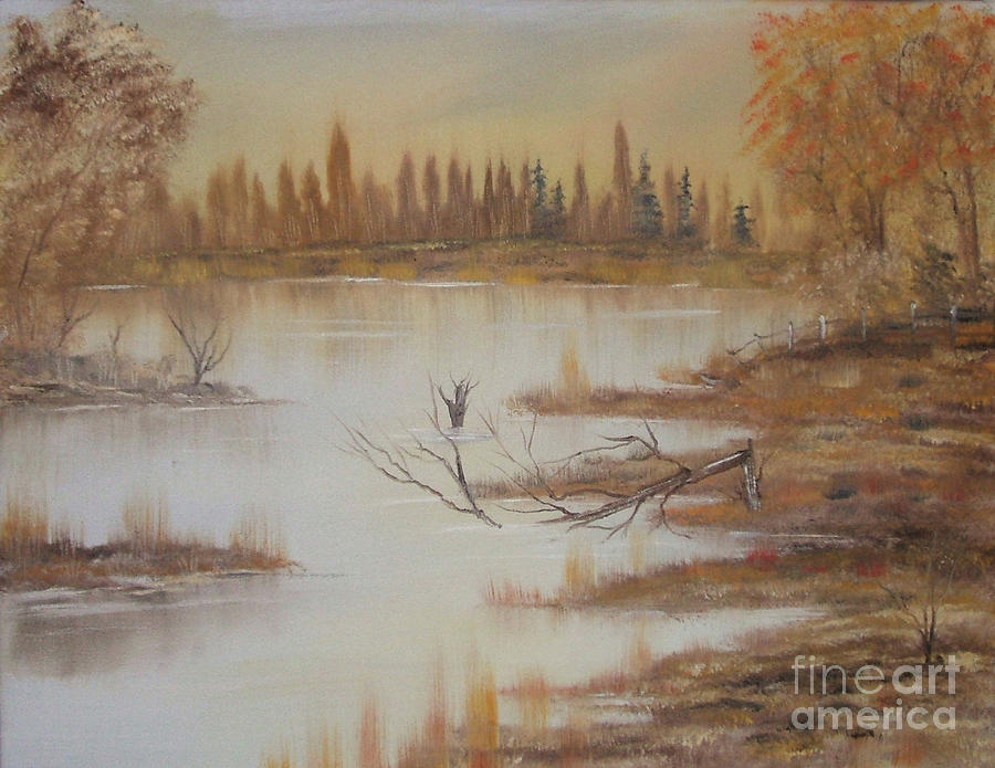 Impressions In Oil Painting - Impressions In Oil - 8 by Bill Turck