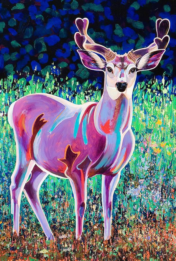 In The Velvet Painting