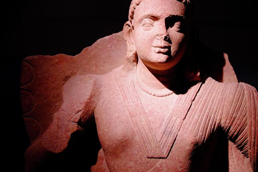 India Bodhisattva Photograph