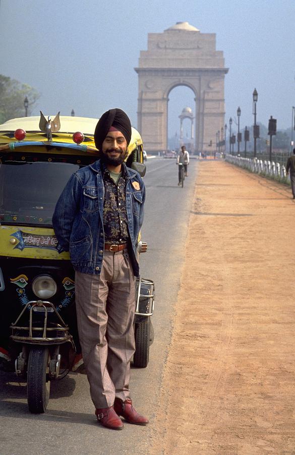 India Gate Photograph