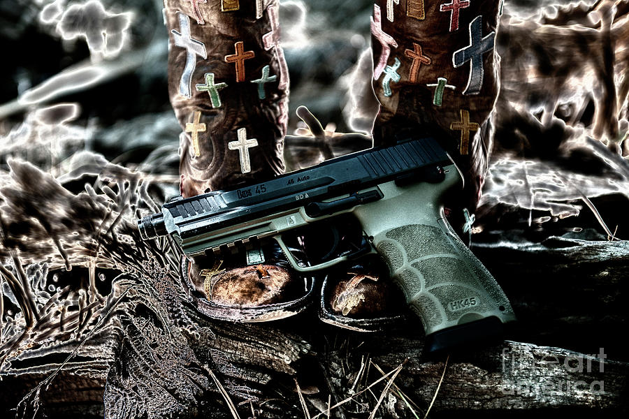 Iron Cross Photograph