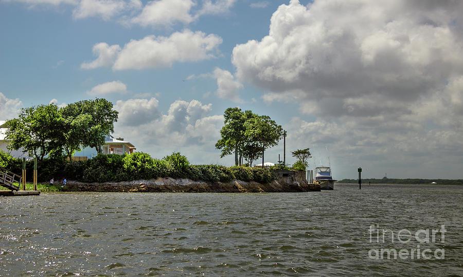 Island Crusing Photograph