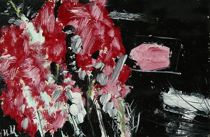 Likgallery Painting - Ivan Chay by Tsurikov Iliya