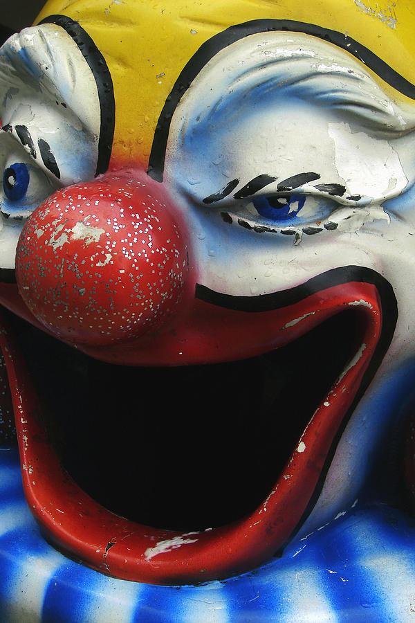 Joker Photograph - Jack Came Over For A Visit by Marcus Hammerschmitt