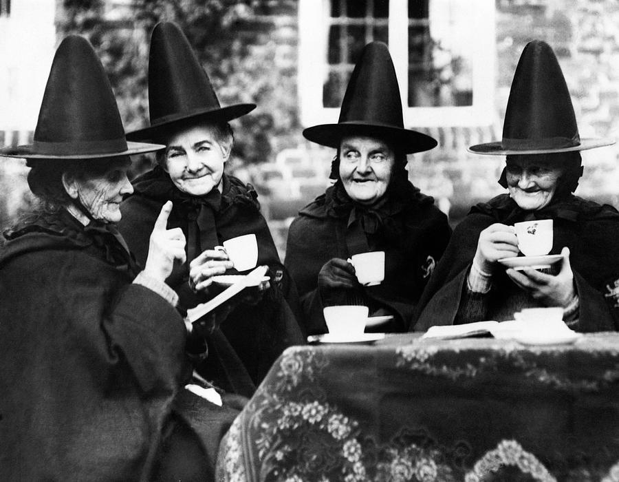 Jacobean Tea Photograph