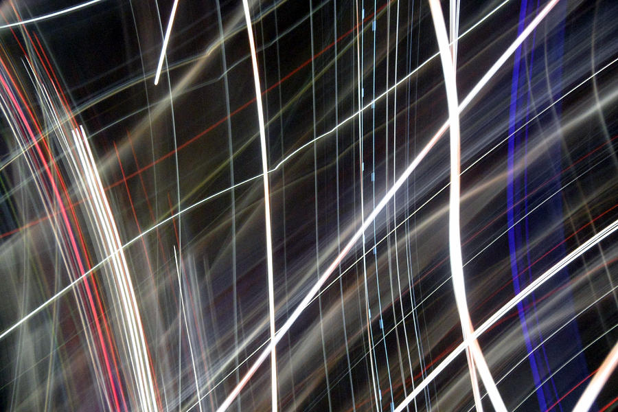 Abstract Photographs Photograph - Jacobs Dream by Ilan and Oxana Aelion