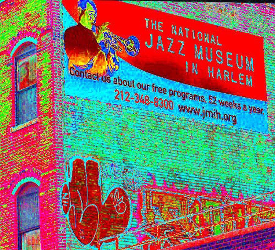 Harlem Photograph - Jazz Museum by Steven Huszar