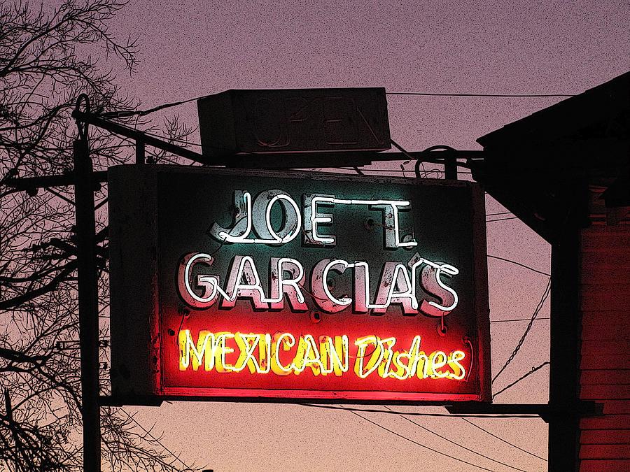 Joe T Garcia's Photograph - Joe T Garcias by Shawn Hughes