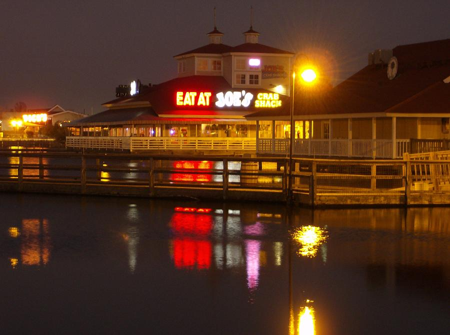 Joes Crab Shack Photograph