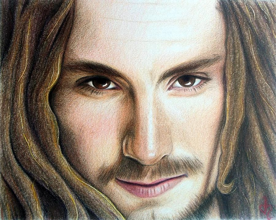 Drawing Drawing - John Butler by Danielle R T Haney