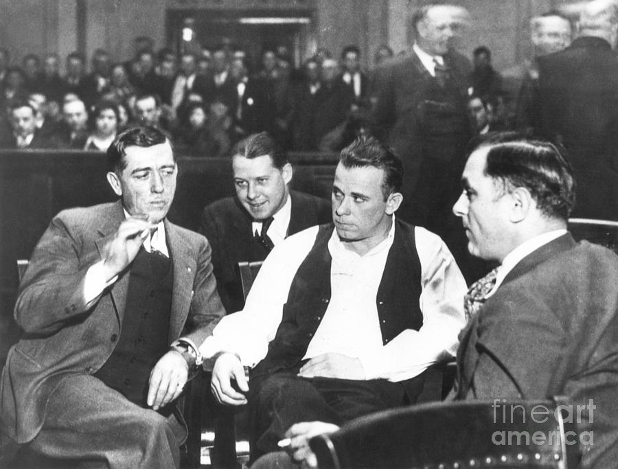 John Dillinger 1903-1934 Photograph